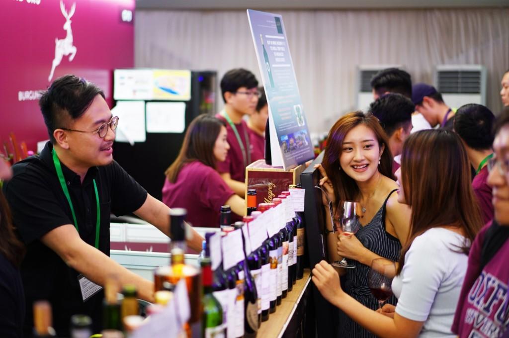 香港のワイン&ダインフェスティバル2019